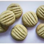 Shortbread au thé vert Matcha