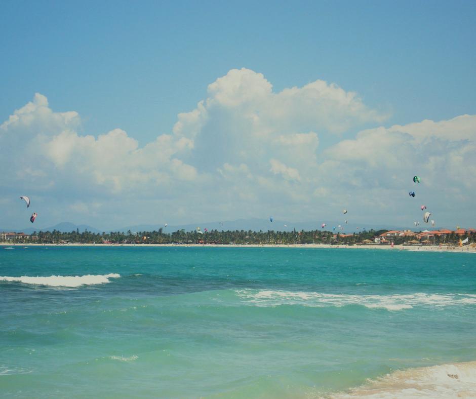 baie de Cabarete kite surf caraïbes