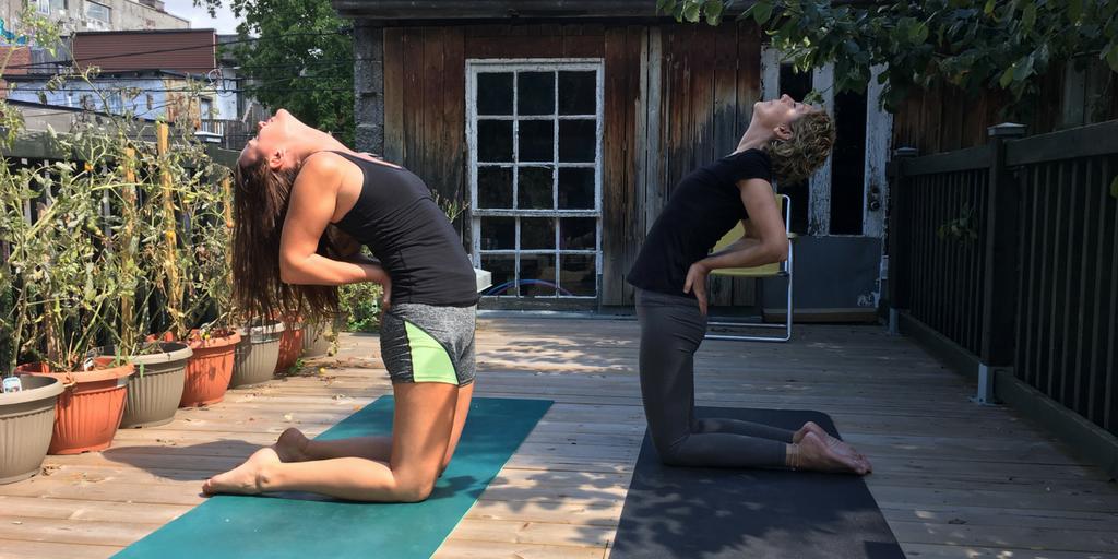 yoga asana shanti