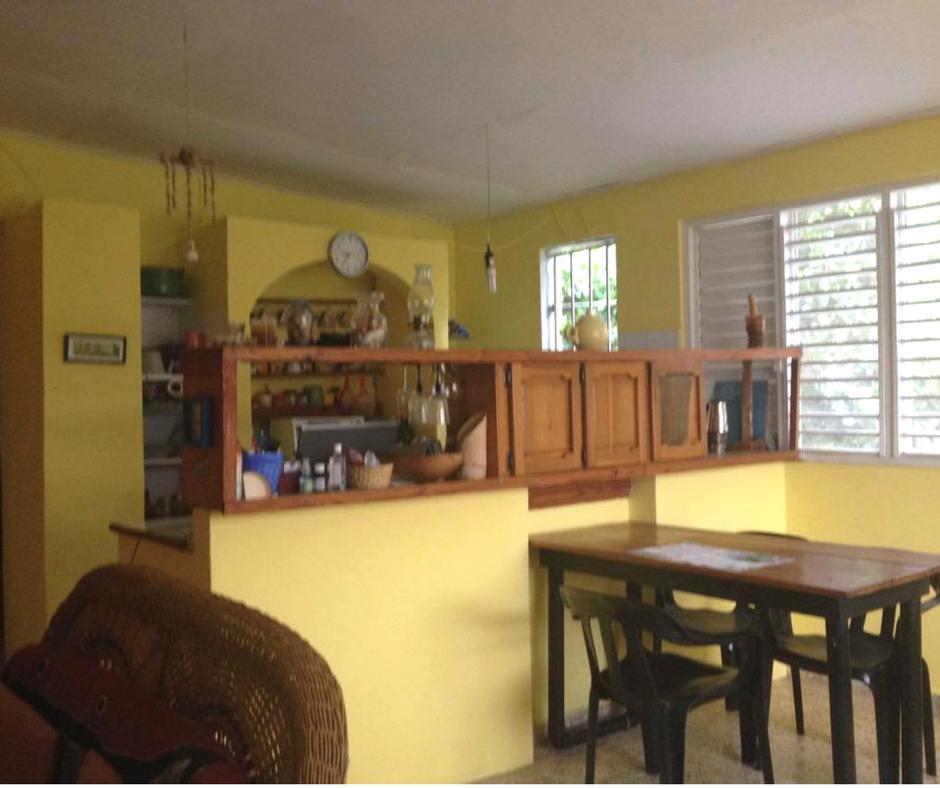 cuisine appartement dominicain
