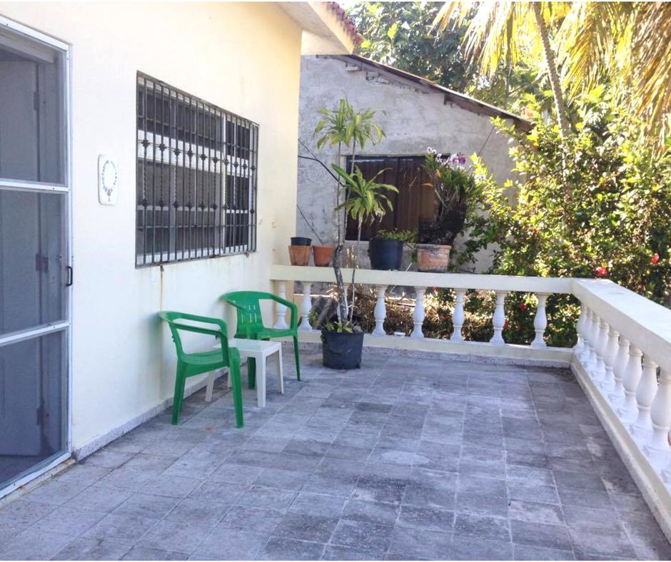 caraïbes terrasse appartement