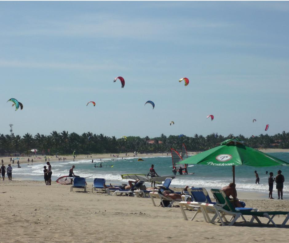 cabarete caraibes kite surf