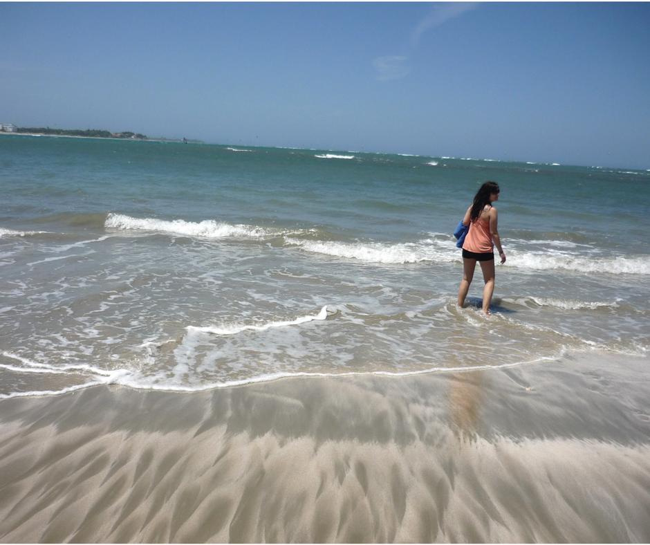 plage Cabarete Caraïbes