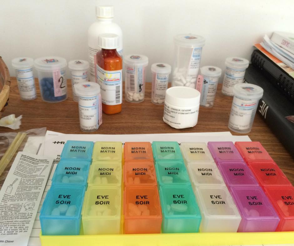 médicaments post-greffe maladie