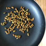graines de citrouille salade